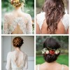 main Fall Wedding Hair