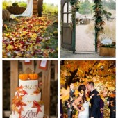 main How To Incorporate Fall Leaves Into Your Wedding