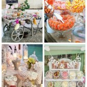 main Wedding Candy Bar Ideas