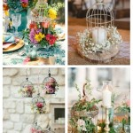 main Elegant Birdcage Wedding Centerpieces