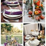main Romantic Fall Wedding Tablescapes