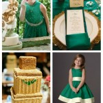 main Sophisticated Emerald And Gold Wedding Ideas To Get Inspired