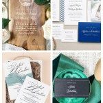 main Sophisticated Stationery Details for Your Special Day