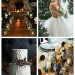 main Cozy Rustic Winter Wedding Ideas