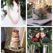 main Dreamy Winter Woodland Wedding Ideas
