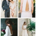 main Edgy Minimalist Wedding Dresses