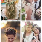 main Inspiring Boho Bridal Hair Ideas