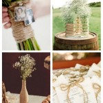 main Ways To Use Twine At Your Wedding
