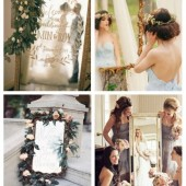 main Beautiful Ways To Use Mirrors For Wedding Decor