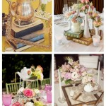 main Charming Vintage Wedding Centerpieces