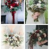 main Chic Winter Wedding Bouquets