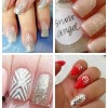 main Stunning Winter Wedding Nails Ideas