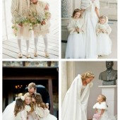 main Winter Flower Girl Outfits To Keep Them Warm And Stylish