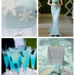 main Beautiful Ice Blue Winter Wedding Ideas