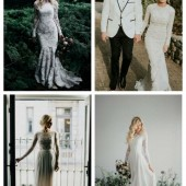 main Chic Modest Wedding Dresses