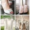main Cool Winter Bridal Shoes, Boots and Flats To Get Inspired