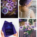 main Pantone's 2018 Color 30 Ultra Violet Wedding Ideas