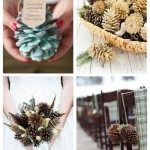 main Ways To Incorporate Pinecones Into Your Wedding