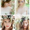 main Gorgeous Spring Bridal Crowns Of Fresh Flowers