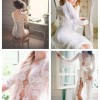 main Robes And Rompers For Bridal Morning