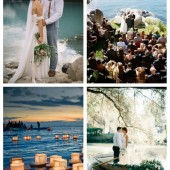 main Gorgeous And Relaxed Lake Wedding Ideas
