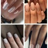 main Spring Wedding Nails Ideas For Fashion-Forward Brides