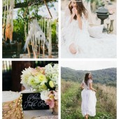main Effortlessly Chic Summer Boho Wedding Ideas