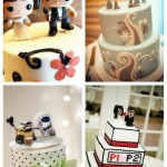 main Geeky Wedding Cake Toppers