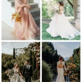 main 5 Best Bridal Looks Of The Week #16