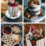 main 27 Delicious Fall Wedding Cakes And Pies