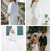 main 20 Chic And Comfy Bridal Looks With Sweaters