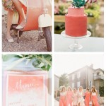 main Pantone's 2019 Color 36 Living Coral Wedding Ideas