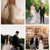 main 5 Best Bridal Looks Of The Week #19