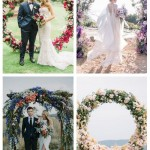 main 27 Lush Floral Wedding Arches That Impress