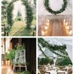 main 42 Edgy Greenery Wedding Decor Ideas