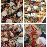 4 tips and 24 ideas to create a wedding grazing table cover