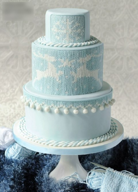 Southern Blue Celebrations: WINTER CAKE IDEAS & INSPIRATIONS