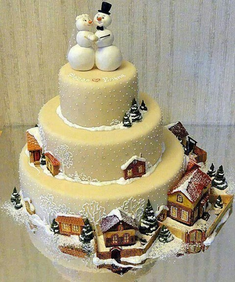 fabulous-winter-wedding-cakes-44