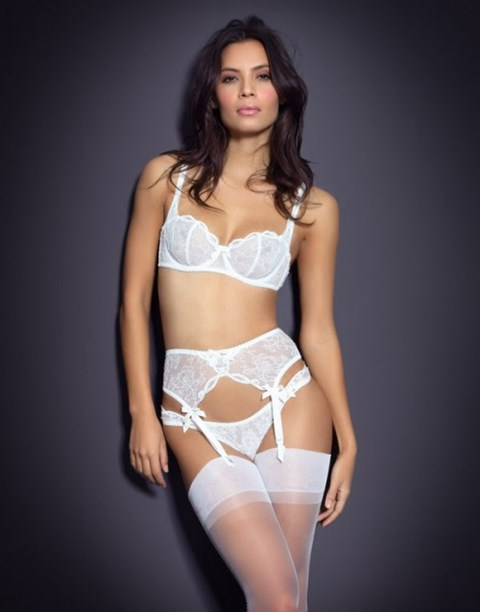 The Hottest Bridal Lingerie: 66 Ideas