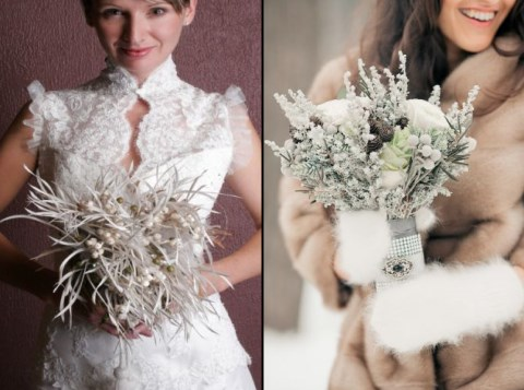 unique-and-beautiful-winter-wedding-bouquets-youll-love-14