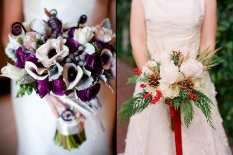 unique-and-beautiful-winter-wedding-bouquets-youll-love-58