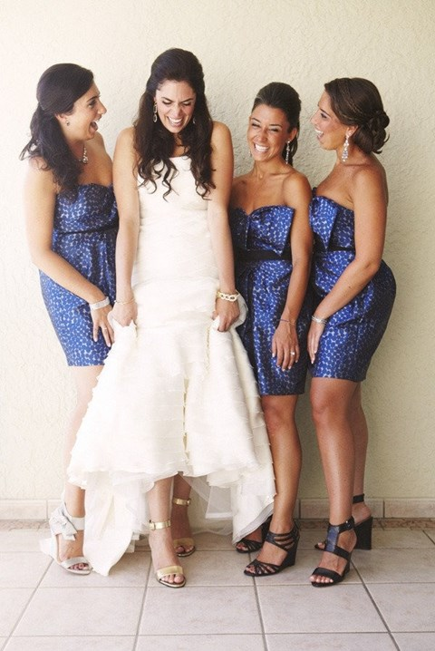 chic-polka-dot-bridesmaids-dresses-15