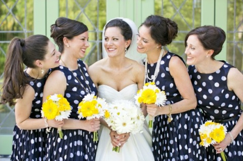 chic-polka-dot-bridesmaids-dresses-18