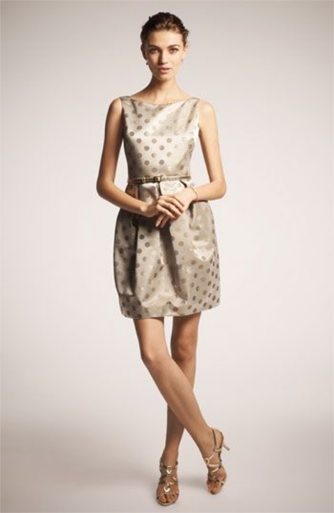 chic-polka-dot-bridesmaids-dresses-20