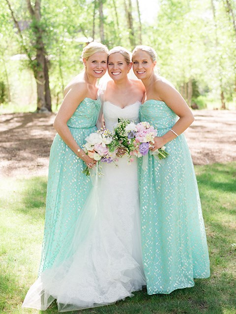 chic-polka-dot-bridesmaids-dresses-30