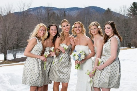 chic-polka-dot-bridesmaids-dresses-35