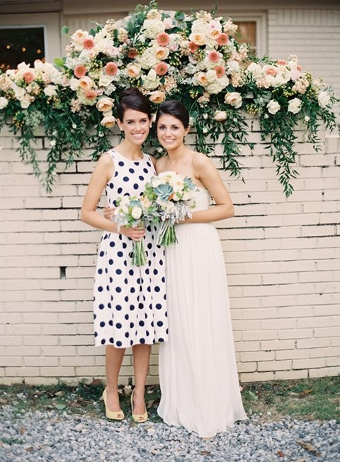 chic-polka-dot-bridesmaids-dresses-7