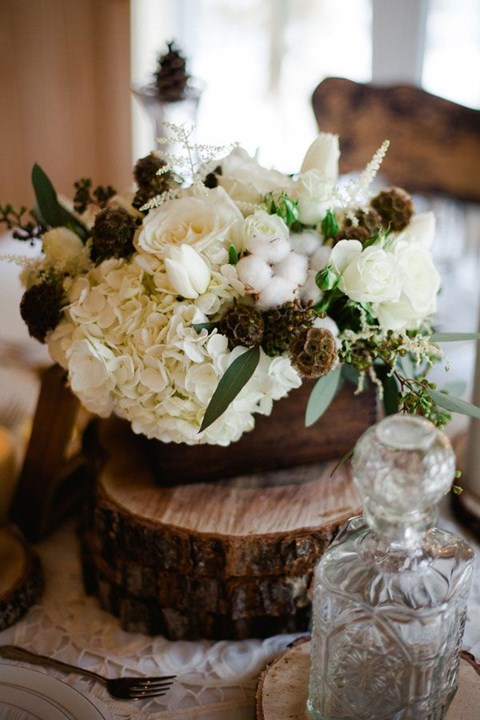 90 Inspiring Winter Wedding Centerpieces You\'ll Love | HappyWedd.com