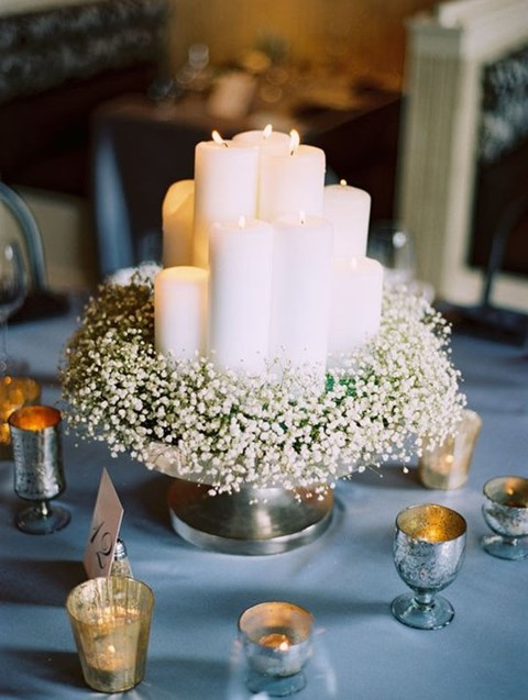 Inspiring winter wedding centerpieces you ll love