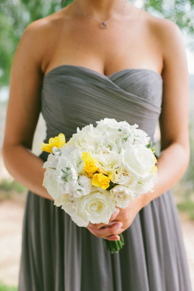 grey and yellow wedding ideas 03